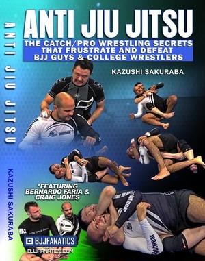 予約注文受付中!!!今だけ送料無料!!! 桜庭 和志 アンチ柔術(Anti Jiu Jitsu)DVD4枚セット