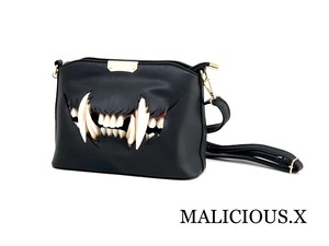 cat fang shoulder bag