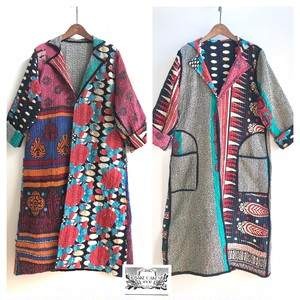 リバーシブル Long Jacket #L