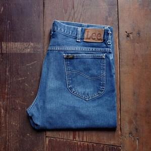 1970-80s Lee 200 - 0041 Straight Leg Denim Pants / リー200 Talon 42