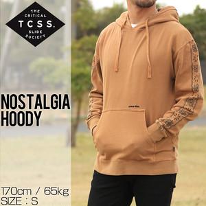 [クリックポスト対応] TCSS ティーシーエスエス NOSTALGIA HOODY プルオーバーパーカー FC1829