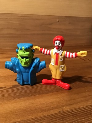 「Ronald」McDonald's  Meal Toy
