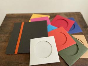 【お得な期間限定!】窓カードと紋つづりセット