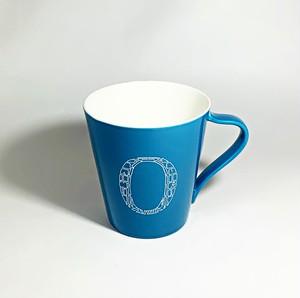 ROBROY mug cup  -マグカップ 青-