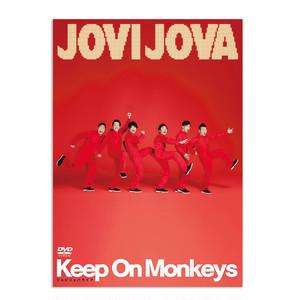 JOVIJOVA LIVE『Keep On Monkeys』DVD