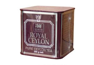 ROYAL CEYLON ロイヤル セイロン 缶 200g スリランカ政府局ブランド紅茶