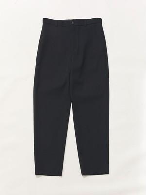 ATON BACK SATIN STANDARD PANTS Black PRAGBW0001