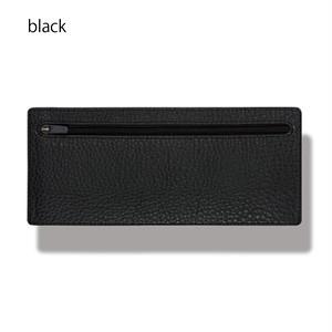 立てて使えるポーチ standing pouch 0921 black