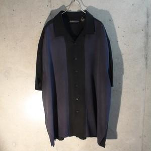 Baracuta Silk 2Tone Shirt