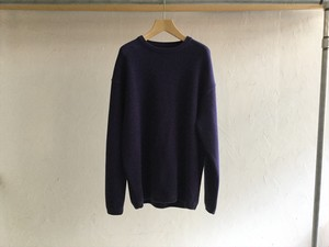 "crepuscule""Moss Stich L/S PURPLE"""