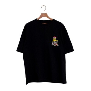 KUNCHI TEE  -black  <KOKKODESHO>