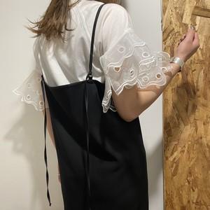 【8月中旬】Lace T-SH