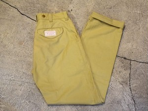 USED FILSON DRY Tin Cloth Pants W30 made in USA P0276