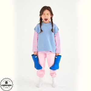 «sold out» square knit vest 3colors スクエアニットベスト