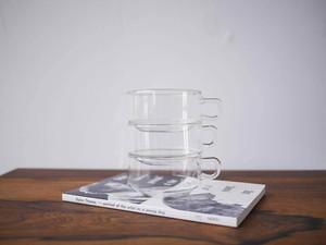 Jenaer Glas DDR Tea Cup - Ilse Decho