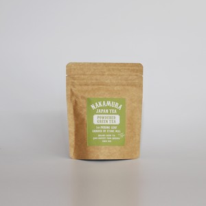 06_POWDER GREEN TEA