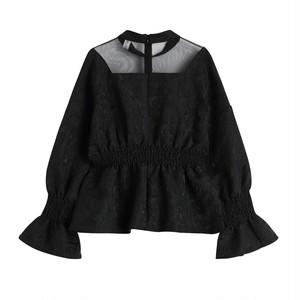 メッシュステッチシャツ   1-368
