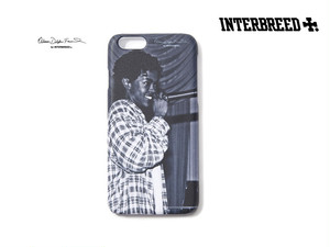 INTERBREED L.BOOGIE COLLECTION QUEEN OF RAP IPHONE COVER ( FOR IPHONE6&7 )