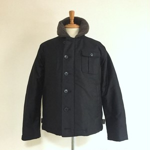Deck Jacket Black