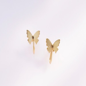 自由な蝶 イヤリング/片耳