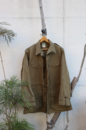 DEAD STOCK / French Military M-47 JACKET