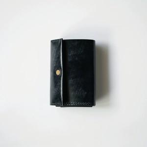 roll wallet - ブライドル -  bridle leather - bk