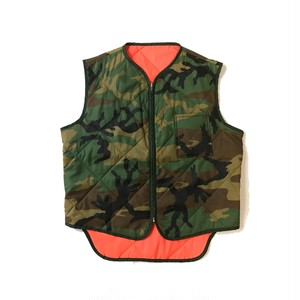 """"""" UNKNOWN BRAND """" Riversible Quilting Vest"""