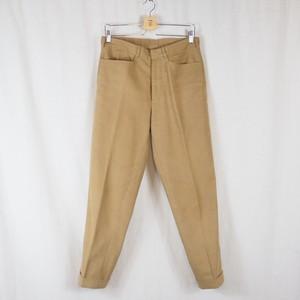 HACKET Cotton Straight Slacks