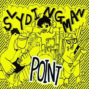 "SLYDINGMAN ""POINT"" / CD"