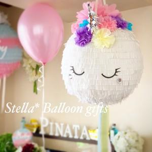 【Stella* style】Romantic unicorn piñata