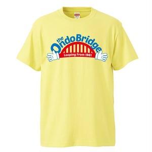 音戸ON DO BRIDGE Tシャツ 2016(イエロー)