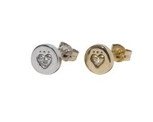 Columnar Logo Piercing Jewelry