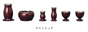 【49%OFF】 アルミ・ムク ワインレッド 3.0