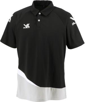 D030 Polo Shirt BLK