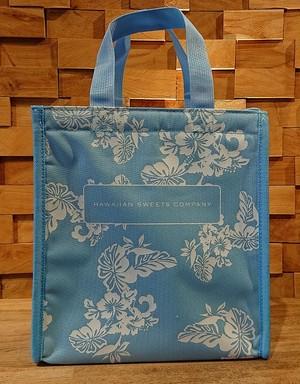 ハワイアンスイーツカンパニーオリジナルの保冷バッグ