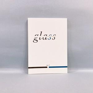 峯澤典子個人誌 glass【新本】