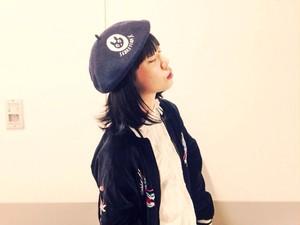 うさぎベレー帽(限定グッズ)