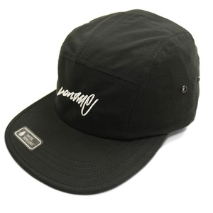 Good Old Day's WR Camp Cap / BLACK