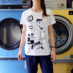 [Tシャツ] LIVE