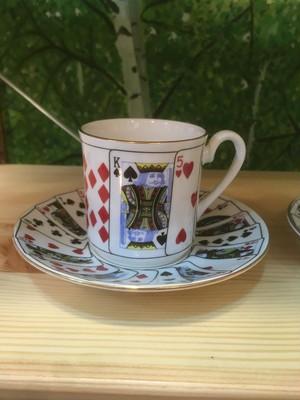 Tiffany & Co. デミタスカップ&ソーサー