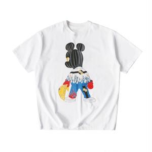 【Maison Emerrald】MickeyパロディTシャツ