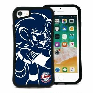 西武ライオンズ  レオ セット WAYLLY(ウェイリー) iPhone 8 7 XR XS X 6s 6 Plus XsMax対応!_MK_