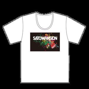 garden Tシャツ 白