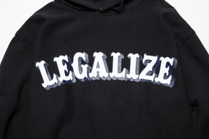 LEGALIZE HOODY SWEAT