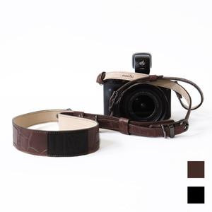 本革カメラストラップ 2通りの使い方 Full Leather Strap 2WAY