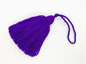 wool big tassel (TS001DP)