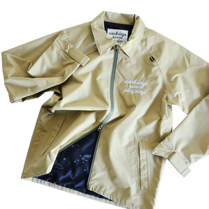 P01 NOSTRESS JACKET / SOIL