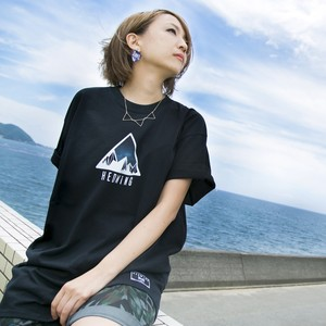 Mt.Galaxy T-shirt  Black
