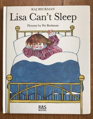 Lisa Can't Sleep