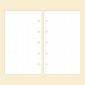 アイデアメモ(ドット)/マイクロ5